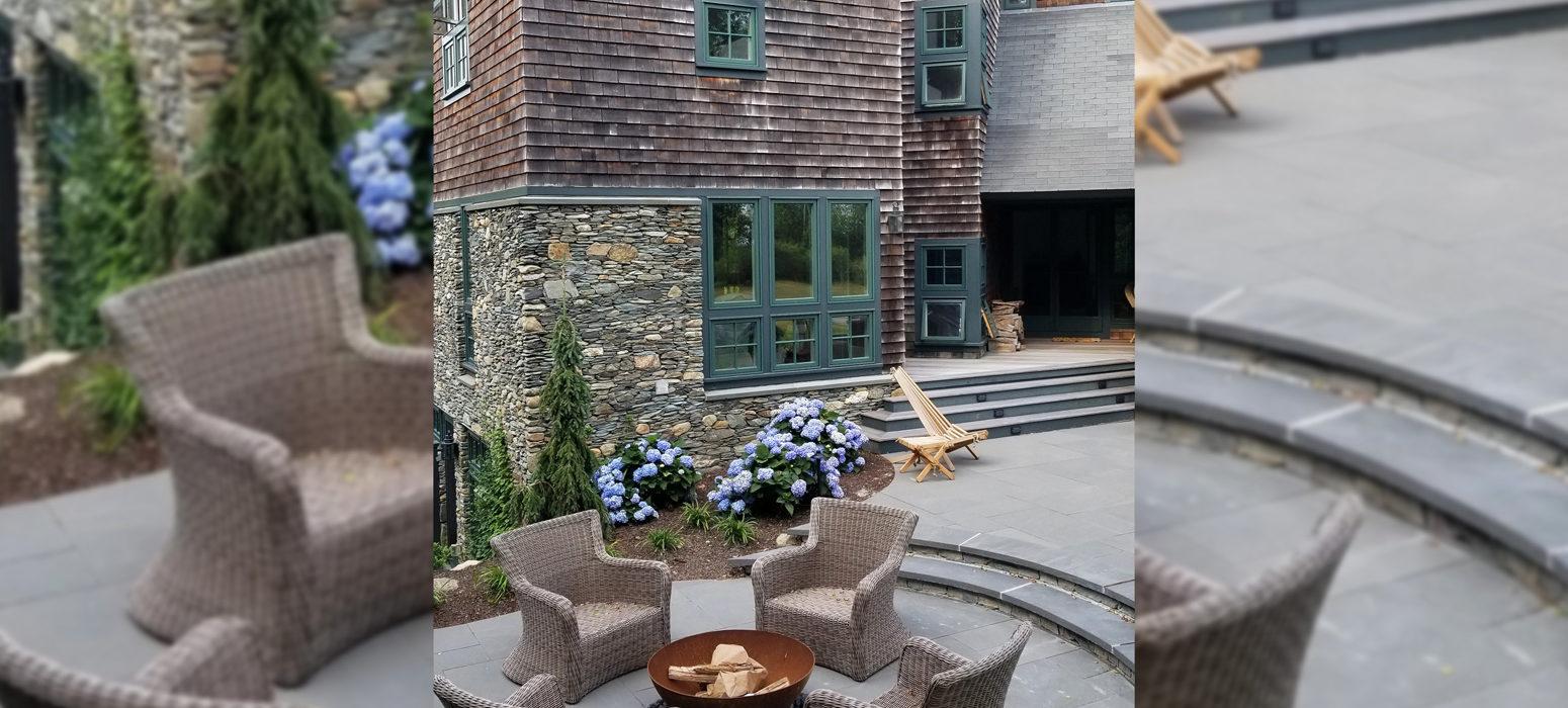 Landscape Design and Construction Rhode Island