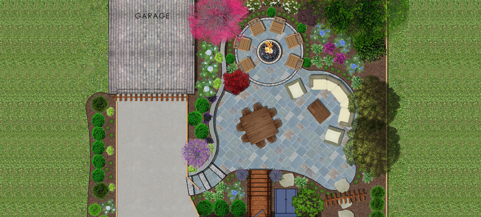 Shalvey Brothers Landscaping Design Concept