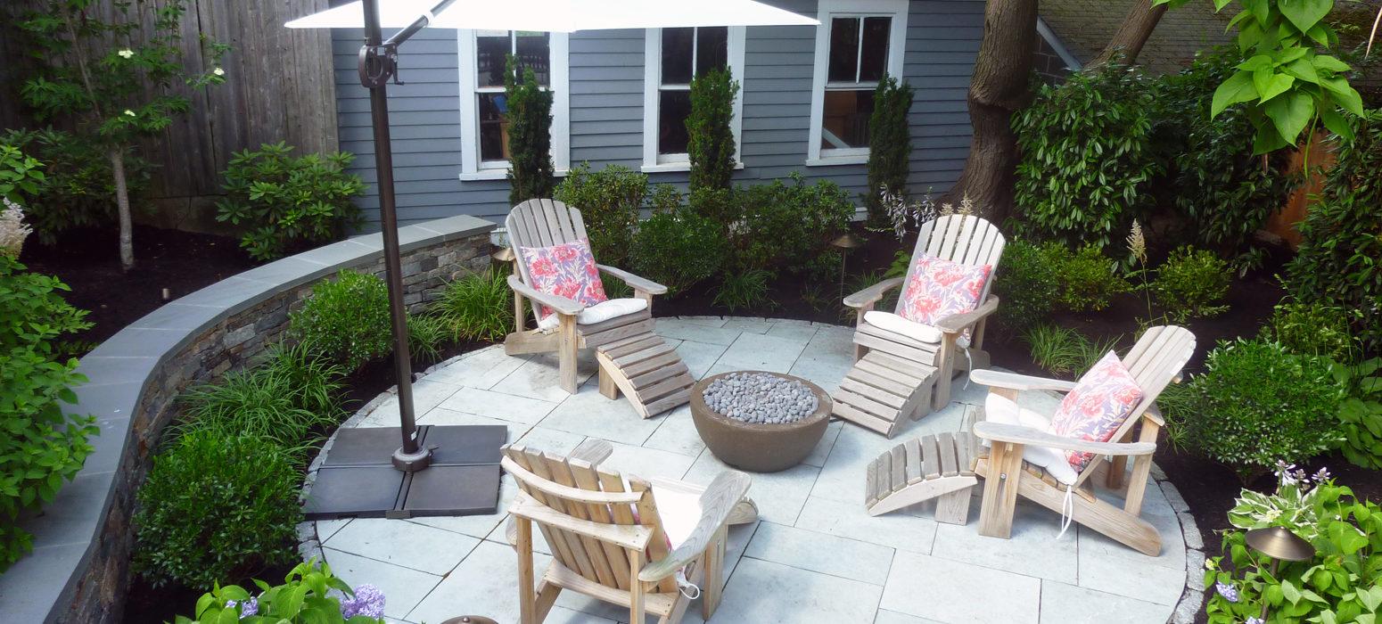 Hardscape and landscape design in Rhode Island