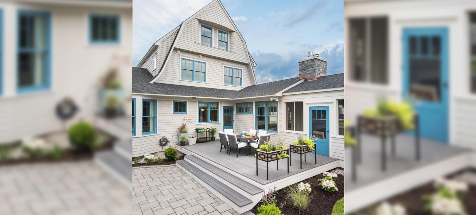 Deck and Patio Design Landscaping Rhode Island