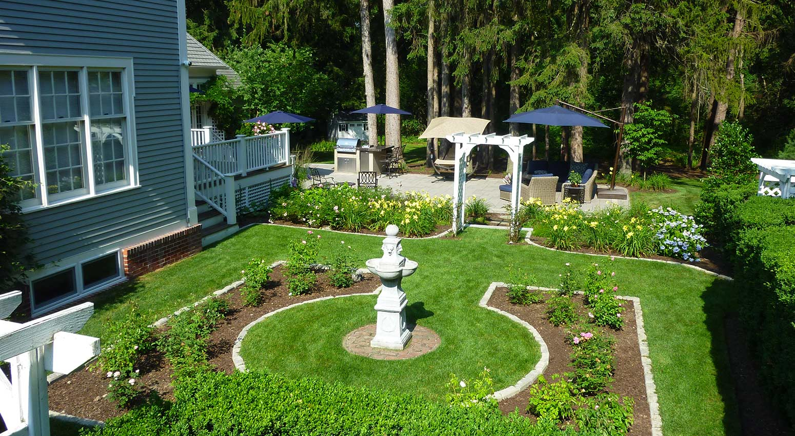 East Greenwich Residence - Shalvey Brothers Landscape Inc ...